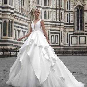 Abito da Sposa NI12143 Nicole spose Atelier La Luna Nuova