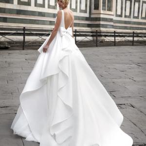 Abito da Sposa NI12143 Nicole spose Atelier La Luna Nuova RETRO
