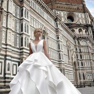 Abito da Sposa NI12143 Nicole spose Atelier La Luna Nuova DETTAGLIO