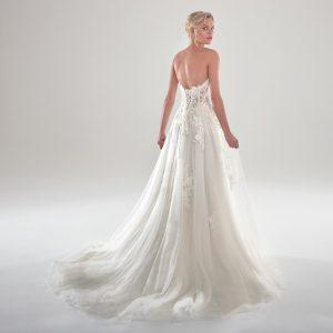 Nicole Spose AUA20311 Aurora moda sposa retro