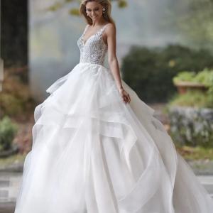 Abito da Sposa NI12100 Nicole Spose Atelier La Luna Nuova