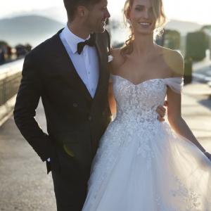 Abito da Sposa NI121A5 Nicole Spose Atelier La Luna Nuova 3
