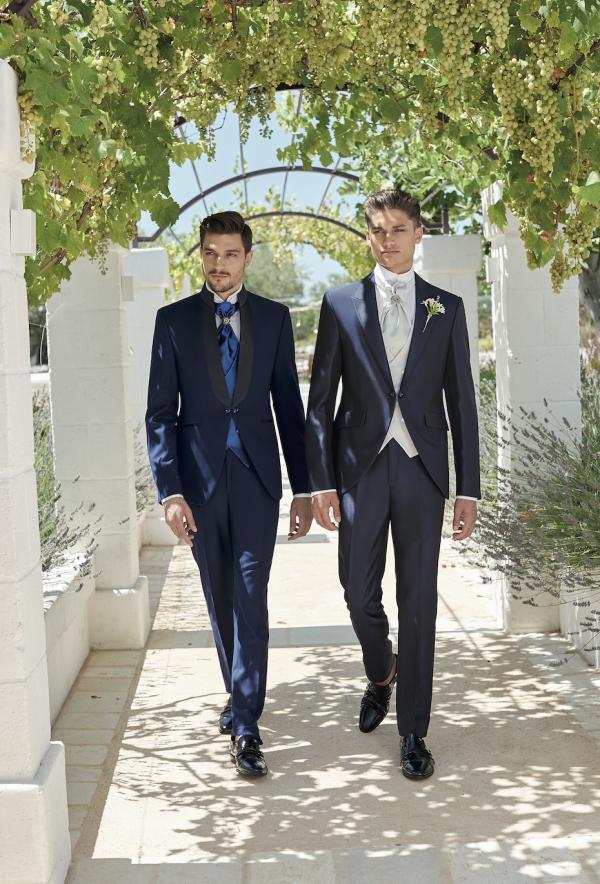 pignatelli abito da sposo