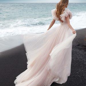 Anghel Abito da Sposa Atelier Latina retro
