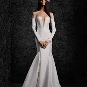 abito da sposa mishell vera wang